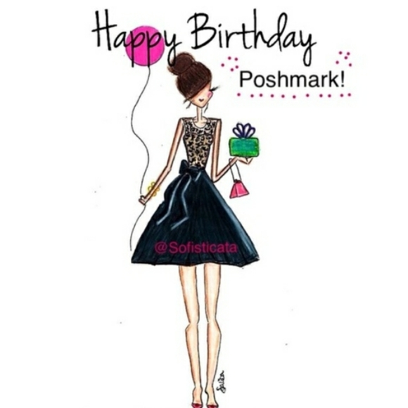 Live Posh n Sip Party Other - See other Poshmark listing for details